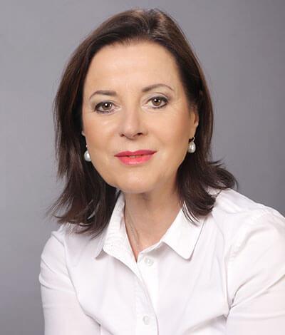 Portrait der Kosmetikexpertin Ulrike Keller-Knobelspies