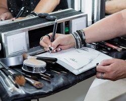 Professionelle Make-up Beratung in der Münchener Tagesfarm