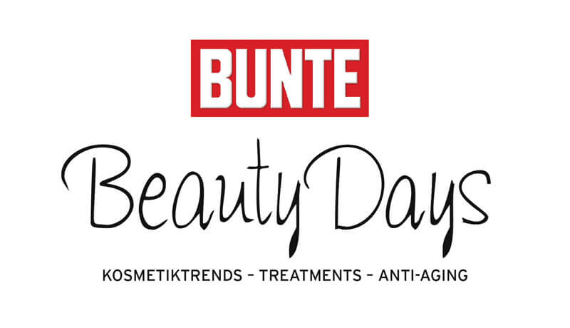BUNTE Beauty Days Logo