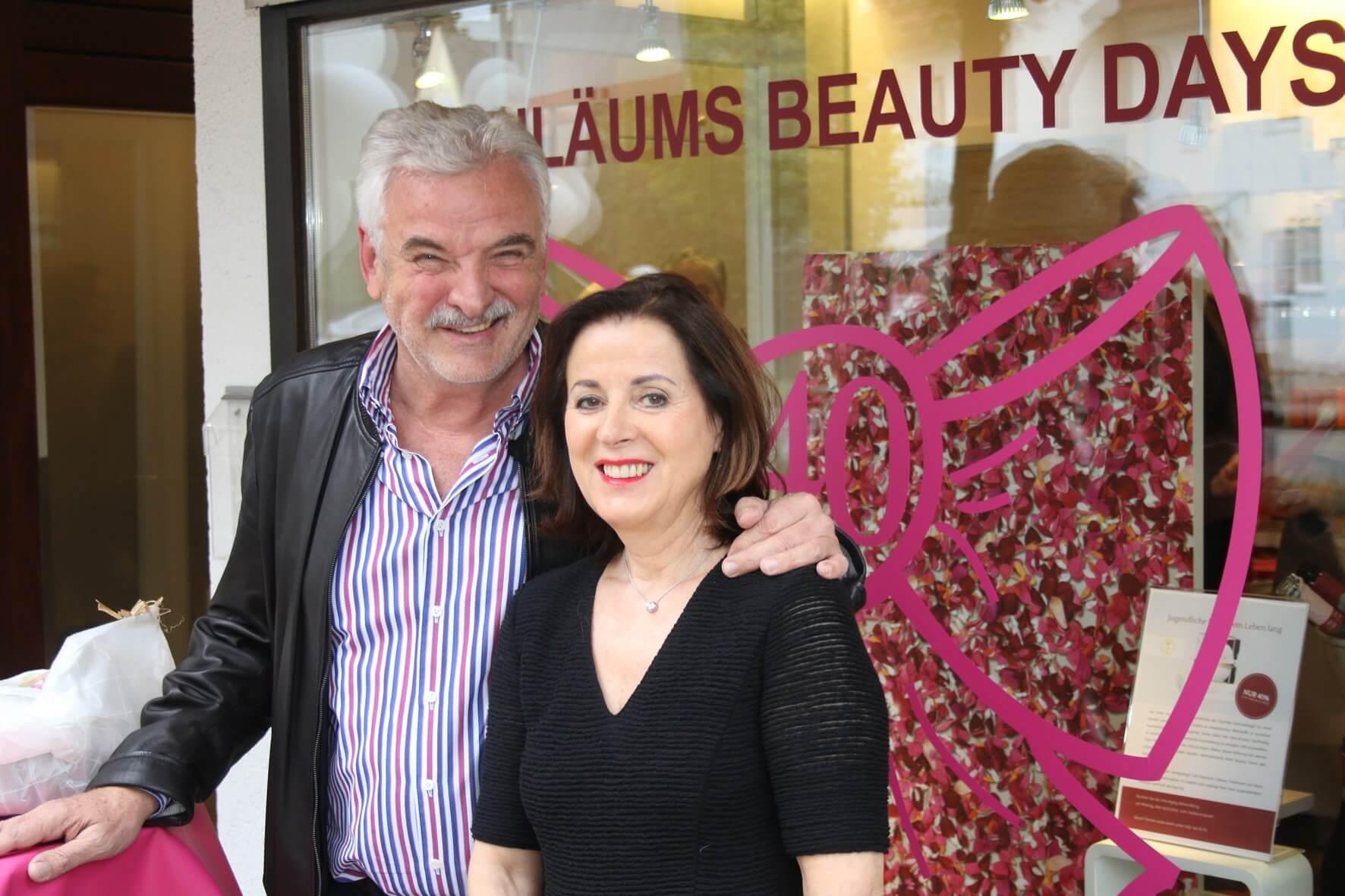 Jubiläums Beauty Days