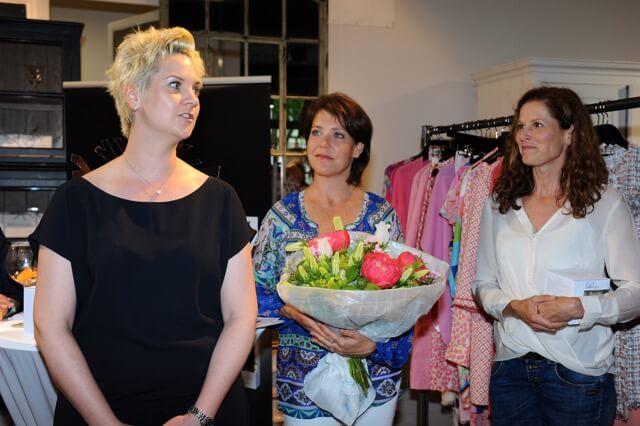 Foto vom Mode & Beauty Event mit prominenten Gästen aus München