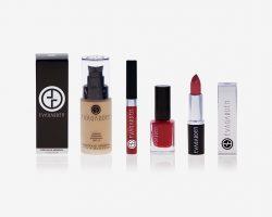Make-up von Eva Garden