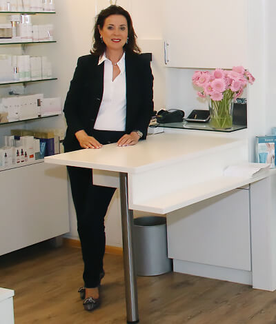 Fachkosmetikerin und Anti-Aging Expertin Ulrike Keller-Knobelspies