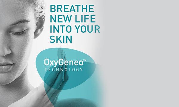 OxyGeneo Gesichtsbehandlung in der Tagesfarm
