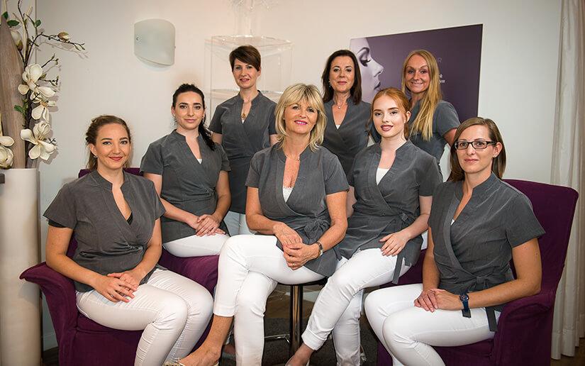 Team TAGESFARM Kosmetik Spa in München
