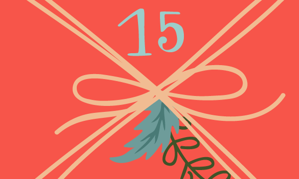 Adventskalender Tür 15